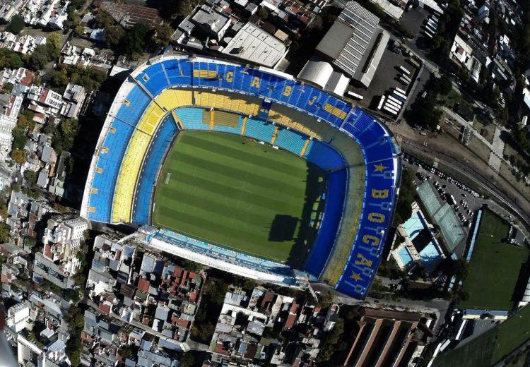 Stadio Bombonera Boca Juniors