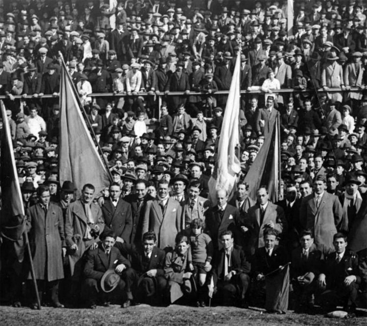 Delegazione Boca Juniors 1925