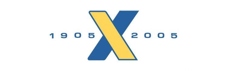 Logo Boca Juniors 100 anni