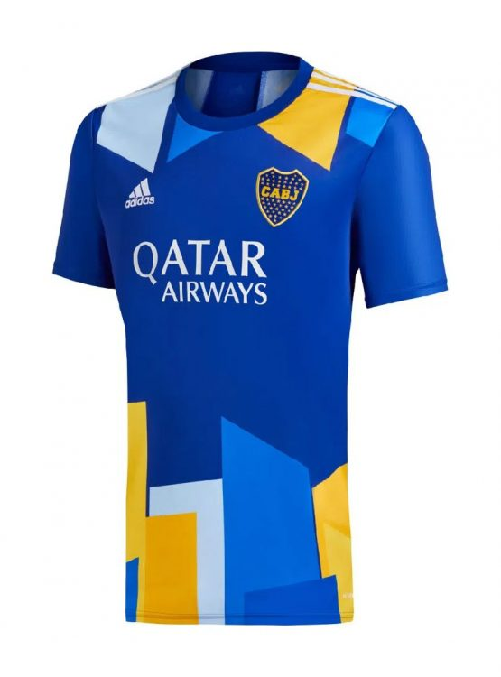 Terza maglia Boca Juniors 2021-2022