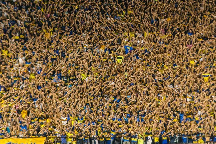 La Doce, tifoseria Boca Juniors