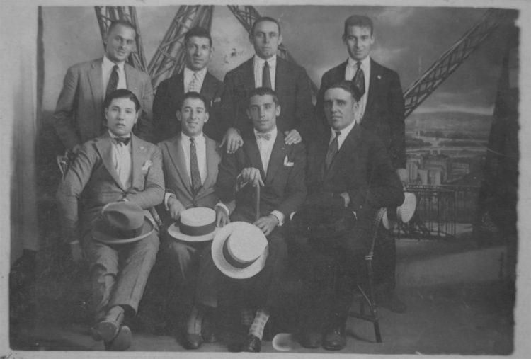 fondatori del Club Atlético Boca Juniors