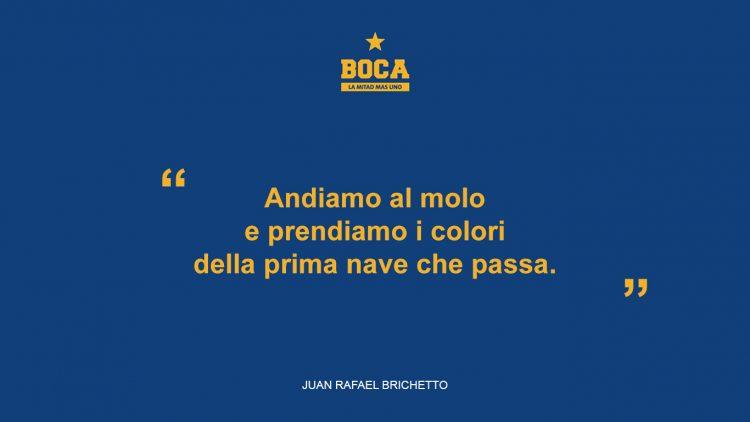 frase di Juan Rafael Brichetto