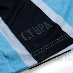Dettaglio retro maglia Gremio CFBPA