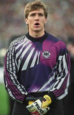 Illgner Germania Maglia 1990