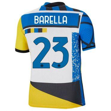 Quarta maglia Inter Barella 23