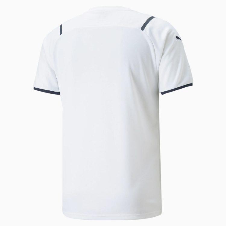 Seconda maglia Italia 2021-2022 retro