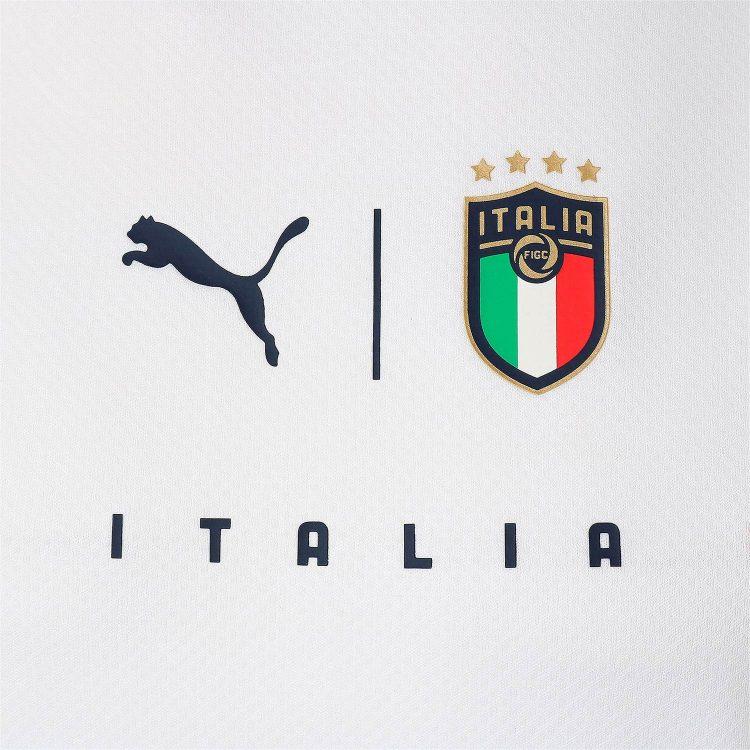 Dettaglio loghi Italia-Puma