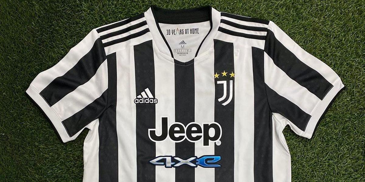 Anteprima maglia Juventus 2021-2022