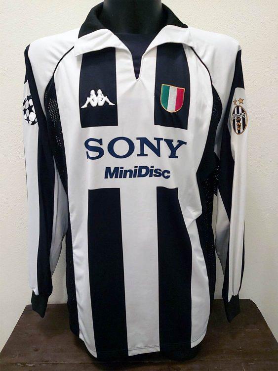 Maglia Juventus 1997-1998 Kappa