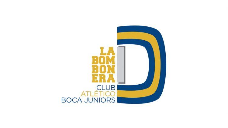 Logo stadio Bombonera