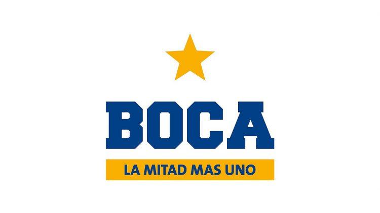 Logo Boca La Mitad Mas Uno