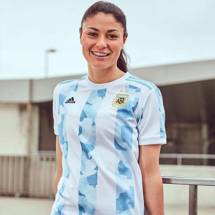 Maglia Argentina femminile 2021