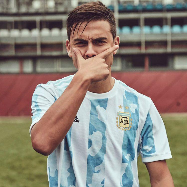 Dybala Argentina maglia 2021