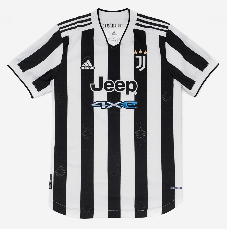 Nuova Maglia Juventus 2021-2022, finalmente Adidas torna al classico!