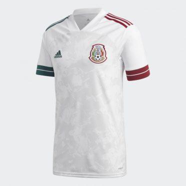Seconda maglia Messico 2021