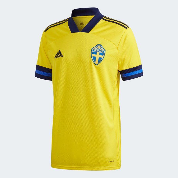 Maglia Svezia Europei 2021