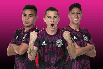 La nuova maglia del Messico 2021
