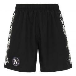 Pantaloncini Napoli Burlon neri