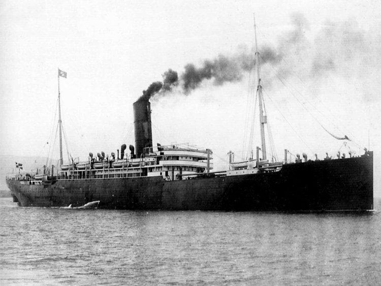 nave Oscar II