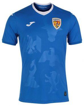Seconda maglia Romania blu 2021-2022
