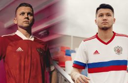 Maglie Russia Europei 2021 Adidas