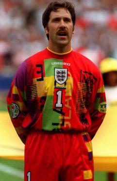 Seaman Inghilterra Maglia 1996