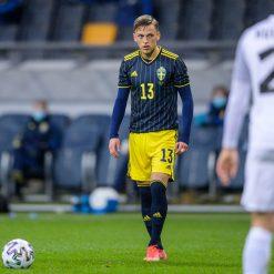 Kit Svezia away 2021 Adidas