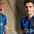 La nuova maglia dell'Ajax 2021-2022 away