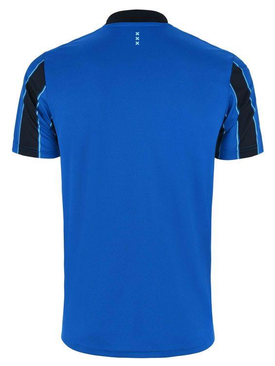 Ajax maglia trasferta blu 2021-22 retro