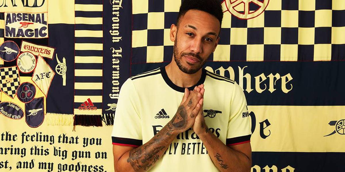 Nuova maglia Arsenal away 2021-2022