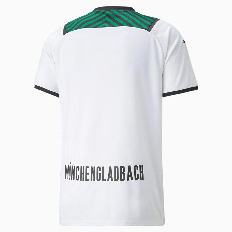 Maglia Borussia Monchengladbach 2021-2022 retro