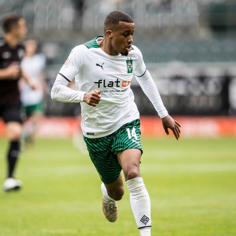 Kit Borussia Monchengladbach 2021-22
