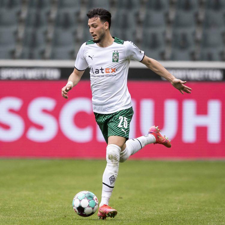 Kit Borussia Monchengladbach Puma