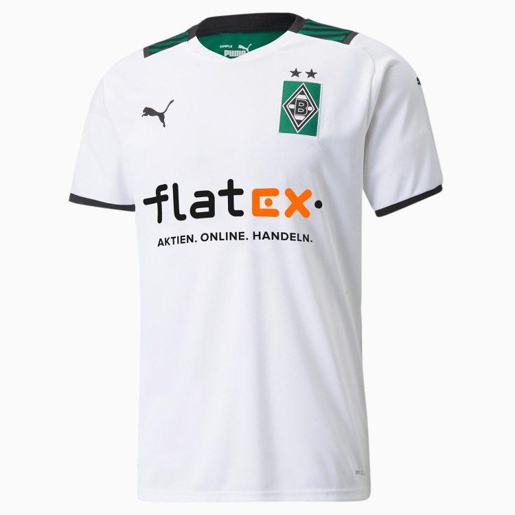 Maglia Borussia Monchengladbach 2021-2022 Puma