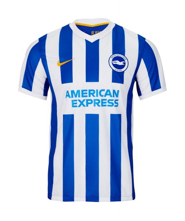 Maglia Brighton 2021-2022 Nike
