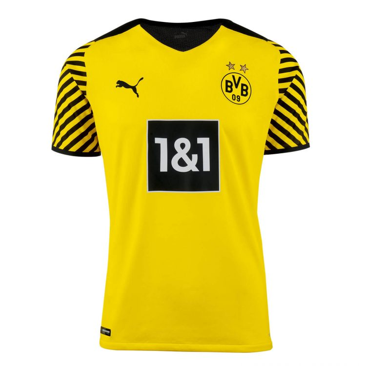 Maglia Borussia Dortmund 2021-2022 Puma