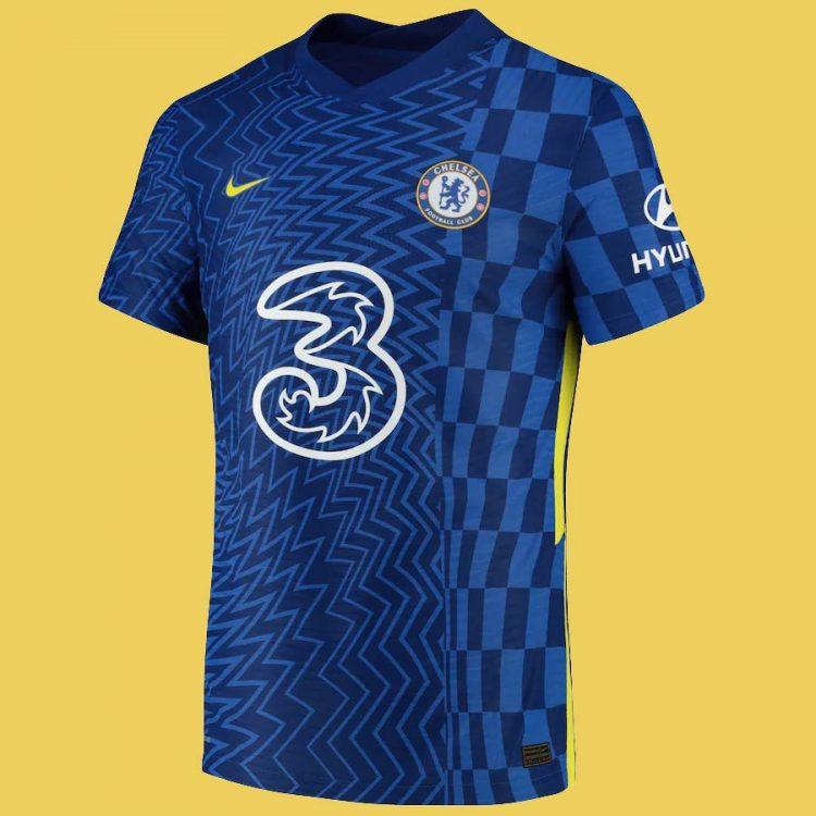 Maglia Chelsea 2021-2022 Nike