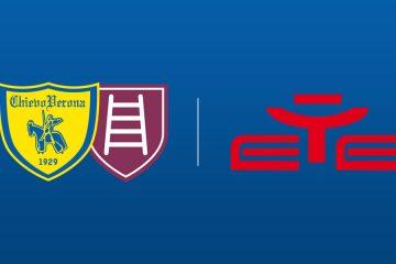 Eye sport sponsor tecnico ChievoVerona