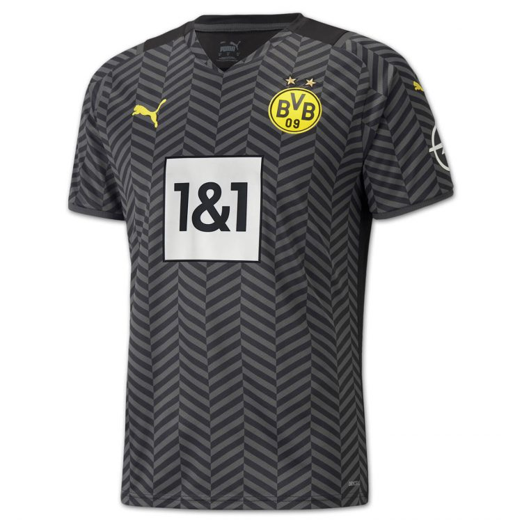 Seconda maglia Borussia Dortmund 2021-2022