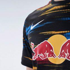 Sponsor Redbull seconda maglia Lipsia