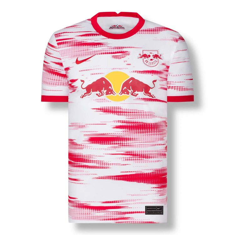 Maglia Lipsia Redbull 2021-2022 Nike