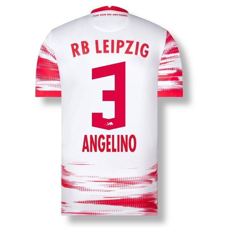 Maglia Lipsia Redbull 2021-2022 retro Angelino