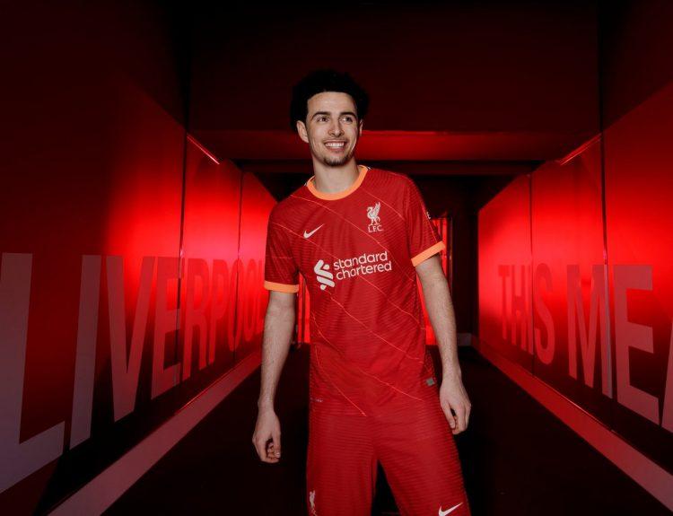 Divisa Liverpool 2021-2022 Nike