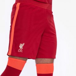 Pantaloncini Liverpool rossi home 2021-2022