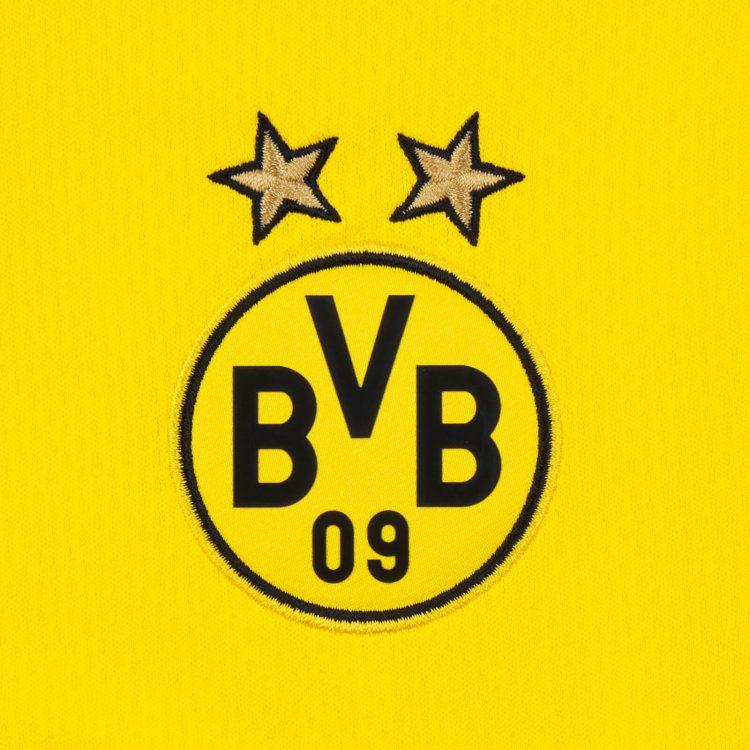 Stemma BVB sulla maglia 2021-2022