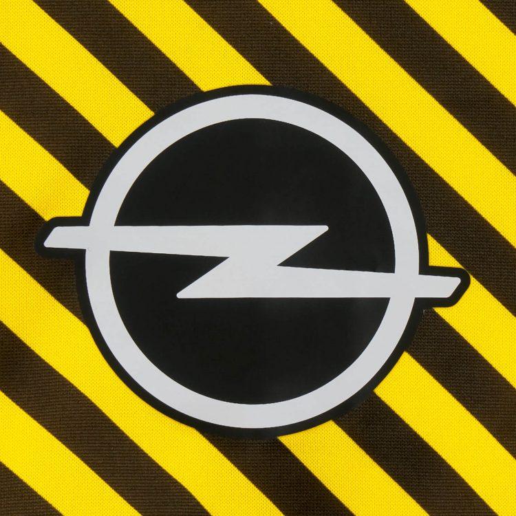 Sponsor Opel manica Borussia Dortmund