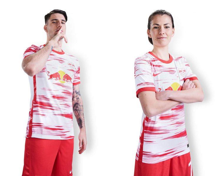 La nuova maglia del Lipsia 2021-2022 Nike