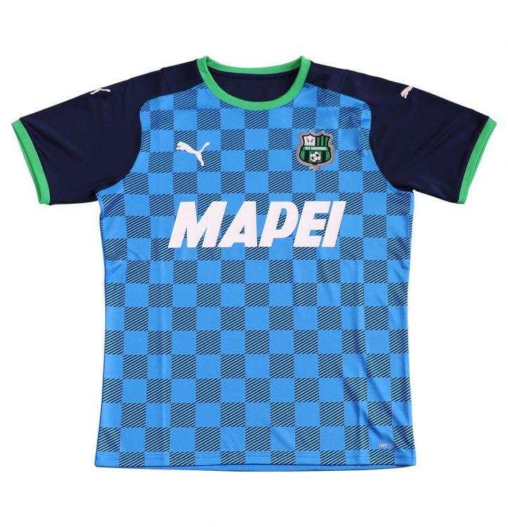 Terza maglia Sassuolo 2021-2022 Puma