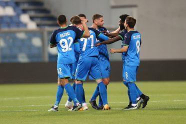 Font Sassuolo terza maglia 2021-2022